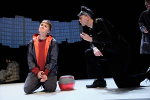 The Curious Incident 06 – Are you alright young man